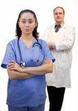 Doctor nurse Royalty Free Stock Image