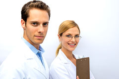Doctor Nurse Team Stock Photos