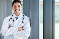Doctor in office Royalty Free Stock Photography