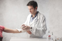 Doctor Operation Royalty Free Stock Image