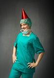 Doctor para el niño foto de archivo libre de regalías