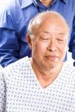 doctor patient Στοκ φωτογραφία με δικαίωμα ελεύθερης χρήσης