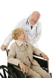 Doctor Patient Trust Royalty Free Stock Photos