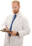 Doctor, Pharmacist, Laboratory worker Royalty Free Stock Photos
