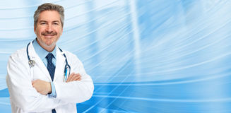 Doctor pharmacist. royalty free stock image