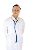 Doctor portrait Stock Photos