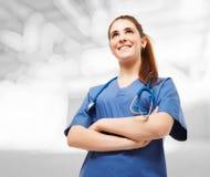 Doctor portrait stock photography