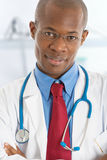 Doctor portrait Royalty Free Stock Photography