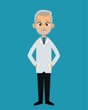 Doctor professional healthcare design Stock Photo
