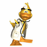 Doctor - Quack 2 Royalty Free Stock Photos