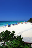 Doctor's Cave Beach, Montego Bay, Jamaica Stock Images