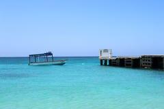 Doctor's Cave Beach, Montego Bay, Jamaica Royalty Free Stock Photos