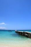 Doctor's Cave Beach, Montego Bay, Jamaica Stock Image