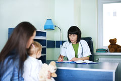 Doctor's office Royalty Free Stock Image