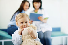 Doctor's office Stock Image