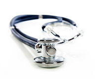 Doctor's stethoscope Stock Photo