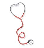 Doctors stethoscope Stock Photo