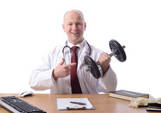 Prescribe excercise Stock Photos