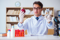 The doctor scientist receiving prize for his research discovery. Doctor scientist receiving prize for his research discovery Royalty Free Stock Photos