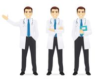Doctor set Stock Photos