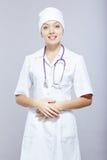 Doctor sonriente Imagen de archivo