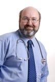 Doctor sonriente fotografía de archivo libre de regalías