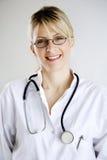 doctor ståenden Fotografering för Bildbyråer