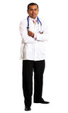 Doctor standing Royalty Free Stock Photo