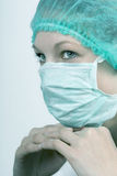 Doctor surgeon Royalty Free Stock Images