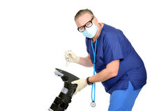 Doctor or Surgeon Stock Photo
