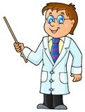 Doctor theme image 1 Royalty Free Stock Image