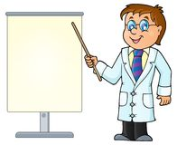 Doctor theme image 2 Stock Photography