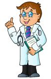 Doctor theme image 4 Stock Photo