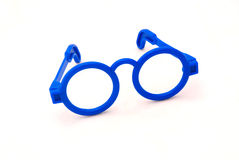 Doctor toy spectacles Stock Images