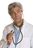 Doctor Using Stethoscope Stock Images