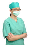 Doctor waiting Royalty Free Stock Images