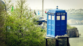 Doctor Who Police Box Stock Photos