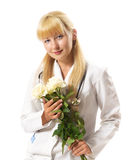 Doctor woman Royalty Free Stock Photos