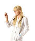Doctor woman Royalty Free Stock Photo