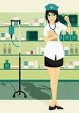 Doctor royalty free illustration