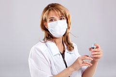 Doctor women Stock Images