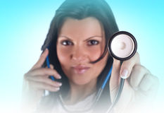 Doctor women Stock Photo
