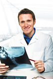 Doctor at work Royalty Free Stock Photography