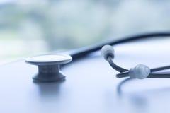 Doctor& x27 ; stéthoscope médical de s Image libre de droits