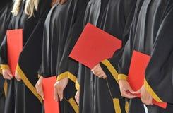 Doctoraal examen Royalty-vrije Stock Afbeelding