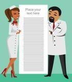 Doctores Fotografía de archivo libre de regalías