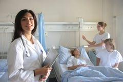 Doctores Foto de archivo libre de regalías