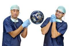 Doctors... Stock Photo