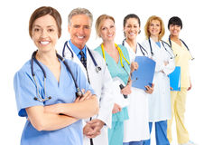 Doctors royalty free stock photography