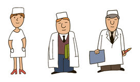 Doctors Stock Image